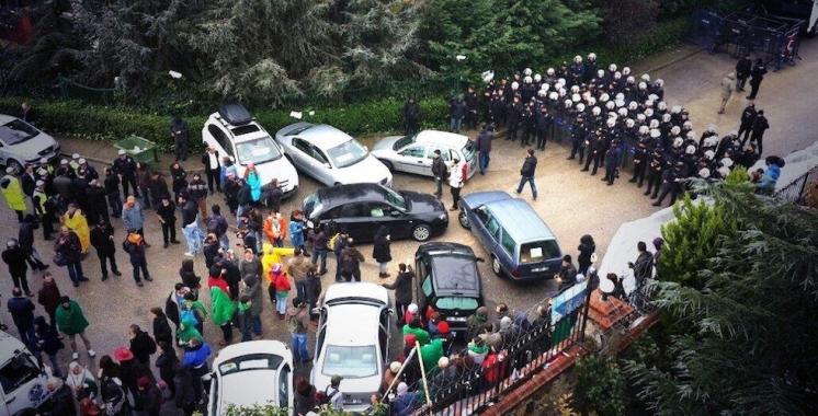 Validebağ'da Park Eylemi Polis Müdahalesi
