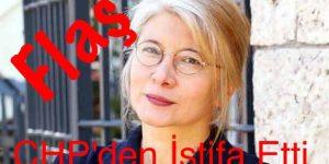 Cumhuriyetin Çöküşünü Sessizce İzleyen CHP'de İstifa Ediyorum