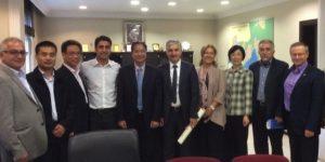 Sarıyer Belediyesi Çin ile Dostluk Köprüsü Kuruyor