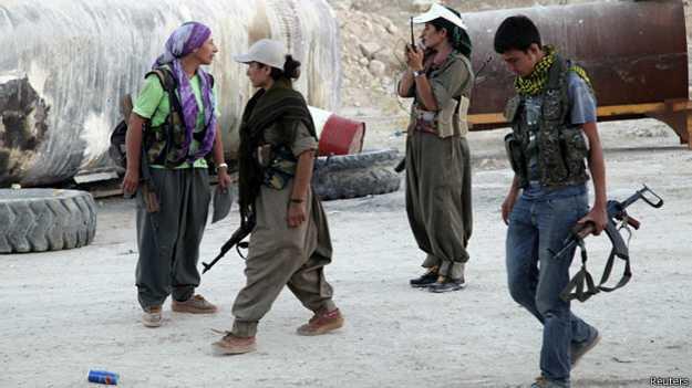 Economist: ABD, PKK ile işbirliğini artırabilir