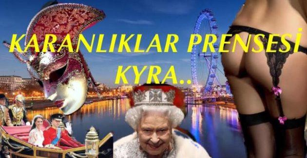 """"""" KARANLIKLAR LORDU BARON JANYRİN'İN KIZI KYRA"""" (1)"""