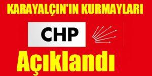 CHP İstanbul Yönetim Kurulu Atandı.
