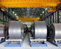 Çelik sektörünün 2014 yılı toplam ihracatı  17,5 milyon ton oldu