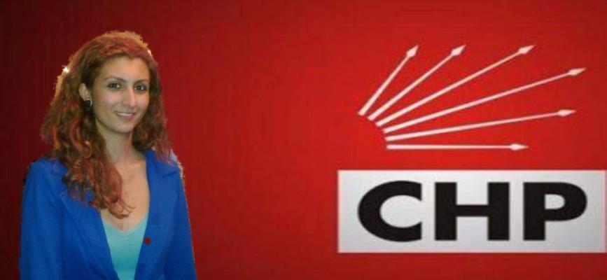 CHP İl Yönetimine Sarıyer'den Şeyma Dumrul Atandı.