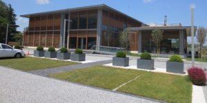 Türkiye'nin ilk LEED ND adayı olan Köy Projesi'nin Satış Ofisi'ne LEED Gold Sertifikası