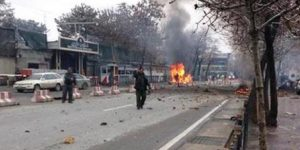 Afganistan Kabil'de Türk elçiliğine saldırı: 1 ölü