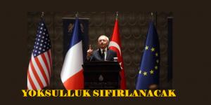 """""""CHP İKTİDARINDA YOKSULLUK SIFIRLANACAK!"""""""
