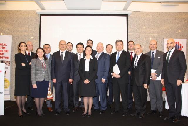 Türkiye Kurumsal Yönetim Derneği'nin  VIII. Dönem Başkanı Hurşit Zorlu oldu