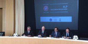 UEFA 'FUTBOL HUKUKU PROGRAMI'NI  KADİR HAS ÜNİVERSİTESİ İLE BAŞLATIYOR