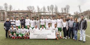 Siyahkalem'den Zekeriyaköy Gençlik ve Spor Kulübüne Destek