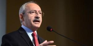 Kılıçdaroğlu, AKP'nin oy oranı yüzde 38, bizimki 35