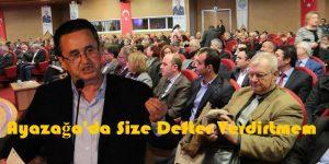 Mustafa Tok. Sizin Gibi Müşavirlere Defter Verdirtmem