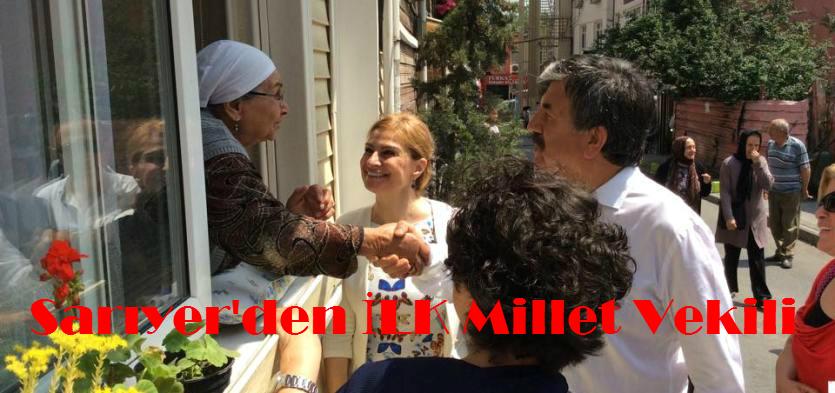 SARIYERLİLER CENGİZ ABİSİNİ MECLİSE TAŞIYOR