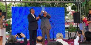 Sarıyer Belediyesi 4. Edebiyat Onur Ödülü İbrahim Balcı'ya Verildi