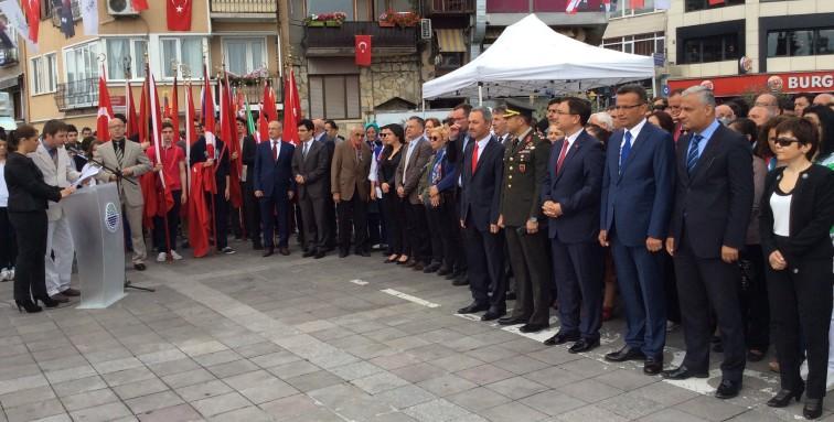 19 Mayıs törenleri Sarıyer'de siyasi Malzeme oldu.