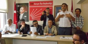 CHP Millet Vekilleri Örgütün Koalisyon Görüşlerini Alıyor