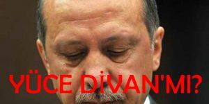 Fikri Sağlar, Erdoğan hakkında Yüce Divan önergesi hazırladı