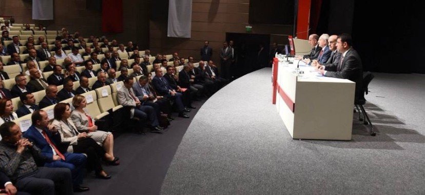 Kılıçdaroğlu, CHP'li Belediye Başkanları İle Seçimi Değerlendirdi