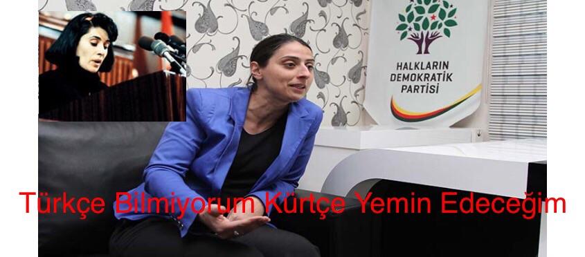 HDP'li Vekil Uca, Türkçe Bilmiyorum, Kürtçe Yemin Etmek İstiyorum