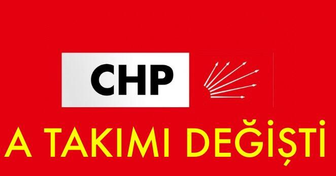 CHP Grup Başkanvekilleri Değişti