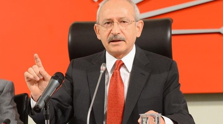 Kılıçdaroğlu, Her şeye maydanoz olmasın..