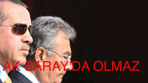 Erdoğan İstedi, Baykal Cevap Verdi, SARAY OLMAZ BAŞKA YERDE GÖRÜŞELİM