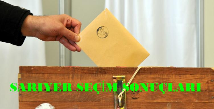 Sarıyer'de Genel Seçimler Soru İşaretleri