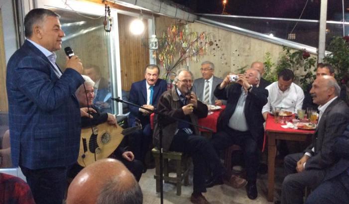 Sarıyerliler Derneği Yaza Merhaba Partisini Çoşku İle Kutladı.