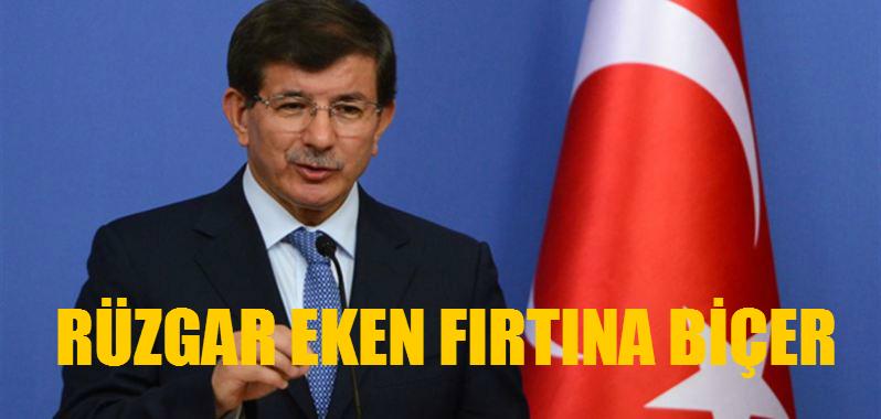 """""""ARTIK YETER"""" RÜZGAR EKEN FIRTINA BİÇER"""