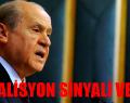"""Devlet Bahçeli """"MİLLİ İRADE TEK ADRESTİR"""""""
