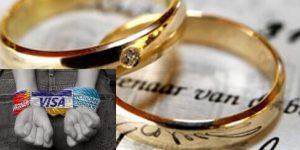 Türkiye'de her 4 kişiden 3'ü evlenmek için borçlanıyor
