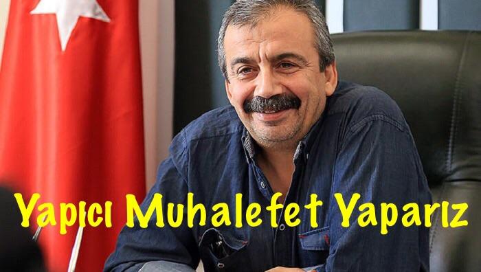 AKP-CHP Koalisyonuna Yapıcı Muhalefet Yaparız