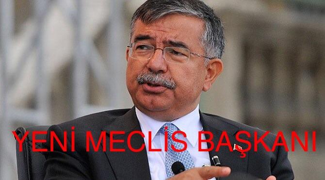 Yeni Meclis Başkanı Seçildi.