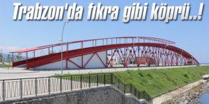 Akıllara Zarar Köprü Trabzonda Yapıldı