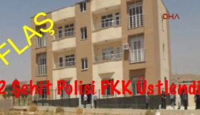 İki Şehit Polisi PKK Üstlendi