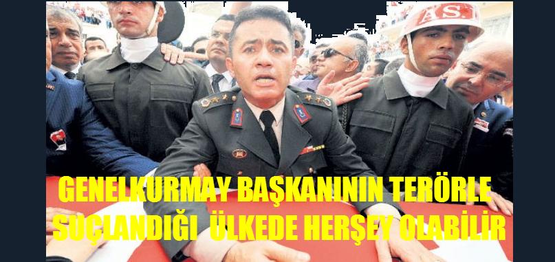 Yarbay Mehmet Alkan, ORASI YOLUN BİTTİĞİ YER, TÜRKİYE'NİN SONU.
