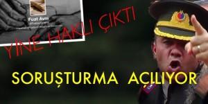 """""""Fuat Avni Yine Haklı Çıktı"""" Yarbay Mehmet Alkan'a SORUŞTURMA AÇILIYOR"""