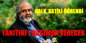 Mehmet Altan: Halk 'katil'in kim olduğunu gördü, yanıtını 1 Kasım'da verecek