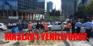 Şükrü Genç, MASLAK'I  YENİLENİYORUZ