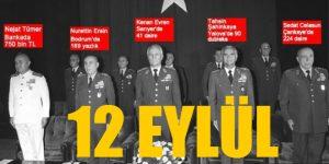 12 EYLÜL'Ü  BUGÜNDE KINIYORUZ