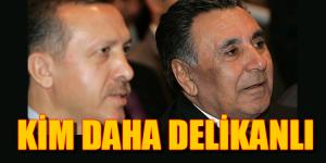 Kim daha delikanlı; R. T. Erdoğan mı, Aydın Doğan mı?