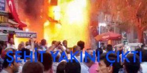Kırşehir'de Yakılan Dükkan Şehit Yakının Çıktı