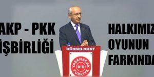 AKP-PKK İŞBİRLİĞİ BU HALE GETİRDİ