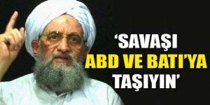 El Kaide Lideri Batı'yı Tehdit Etti