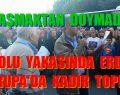 """İLK DEFA EYLEM YAPTILAR""  YAŞAMLARINA  KADİR AĞBİ   MÜDAHALE ETTİ."