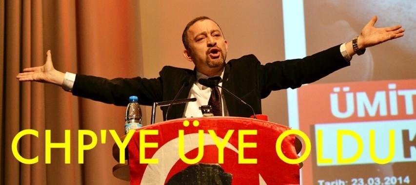 CHP'YE ÖNEMLİ KATILIM