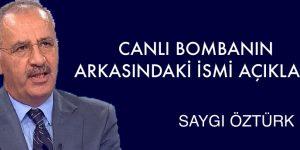CANLI BOMBA'NIN ARKASINDAKİ İSİM.