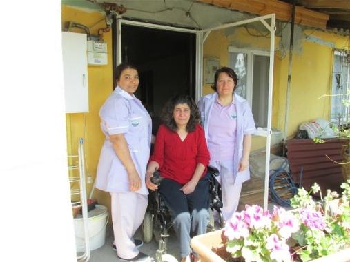 Sarıyer Belediyesi Yaşlı Bakım Hizmetleri