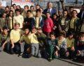 Şükrü Genç OKUL ZİYARETLERİNE GÜMÜŞDERE'YLE DEVAM ETTİ