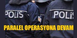 PARALEL YAPIYA OPERASYONA DEVAM